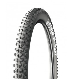 Cubierta Michelin Wild Rock'R 26x2.25 plegable negra Tubeless Ready