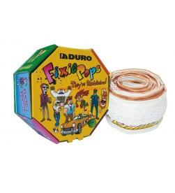 Cubierta Blanca Duro Fixie 700x24c plegable