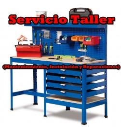Servicios Taller ( Montaje y Desmontaje Componentes )
