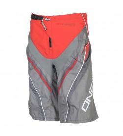 Pantalon Cordura Oneal Element FR Greg Minaar Rojo/Gris