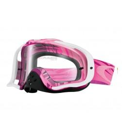 Máscara MX Oakley Crowbar Razorwire Pink / Rose