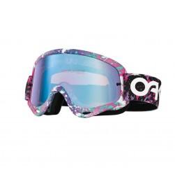 Máscara Oakley XS O-Frame Factory Splatter / Violet