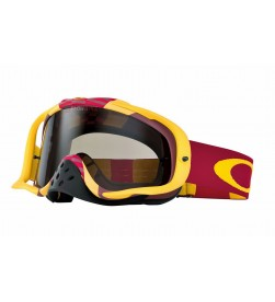 Máscara MX Oakley Crowbar Flight Series Renegade