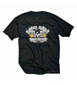 Camiseta Rockstar One Industries H&H Sutter Negro