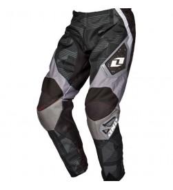 Pantalon One Industries DH Carbon Blocky Negro Gris