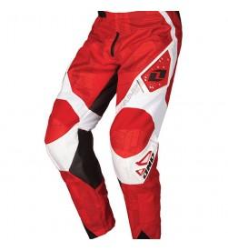 Pantalon One Industries DH Carbon Blocky Rojo Blanco