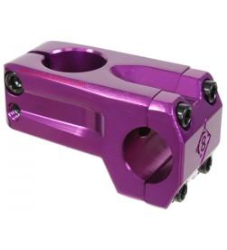 Potencia Fixie Origin 8 A-Head 25.4mm Color Morado