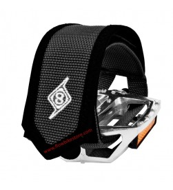 Strap Pro Grip II Fixie Origin 8 Calapie Velcro Color Negro