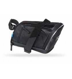 Bolsa bajo sillín PRO Maxi Plus Negro Velcro