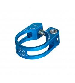 Cierre sillín PRO Performance Aluminio Azul 31.8mm de tornillo