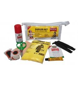 Kit ciclista Ballistol (Repara Pinchazos/Poncho)