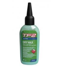Lubricante de Cera seca Ultra Dry Tf2  dry wax con Teflon 100ml