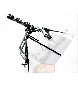 Portabicis Venezia Deluxe acero 3 bicicletas