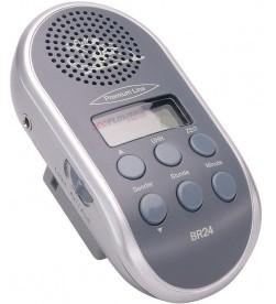 Radio Bicicleta Anclaje Manillar MP3 Pantalla LCD Alto rendimiento