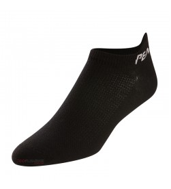 Calcetines Pearl Izumi Attack Negro invisibles (Pack 3)