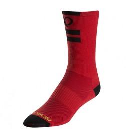 Calcetines Pearl Izumi Elite Tall Rojo XL