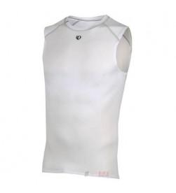 Camiseta Interior Pearl Izumi sin mangas Blanca