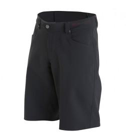 Pantalon Corto Pearl Izumi Baggy MTB Canyon Negro (con badana 3D)