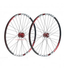 "Pareja ruedas Progress XCD-1 29"" boost 15x110 y 12x148, nucleo Shimano 8/11v"