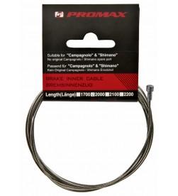 Cable Freno carretera tipo Pera Promax para Campagnolo y Shimano