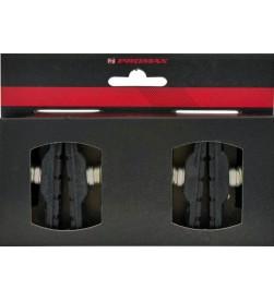 4 Zapatas Freno V-Brake Promax de tornillo allen