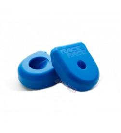Protector Biela Race Face Silicona Azul
