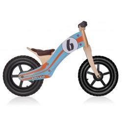 "Bicicleta aprendizaje Rebel Kidz 12"" Azul"