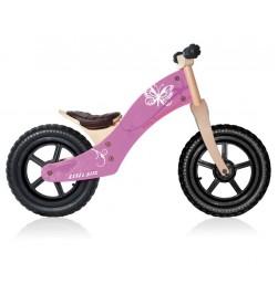 """Bicicleta aprendizaje Rebel Kidz 12"""" Rosa"""