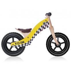 "Bicicleta aprendizaje Rebel Kidz 12"" Taxi"