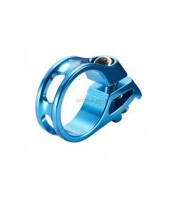 Abrazadera Reverse para pulsador Sram Azul Claro