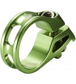 Abrazadera Reverse para pulsador Sram Verde Claro