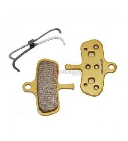 Pastillas de freno Reverse Semimetálicas para Avid Code 2007-2010