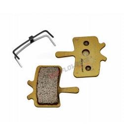 Pastillas de freno Reverse Semimetálicas para Avid Juicy 3/5/7 y BB7