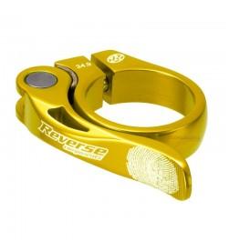 Cierre sillín rapido Reverse Long Life 34.9mm Dorado