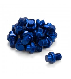 Pack Reverse 16 pins de aluminio para pedal Escape Reverse Azul
