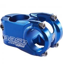 Potencia Base Reverse 31,8 40mm 0º Azul Oscuro