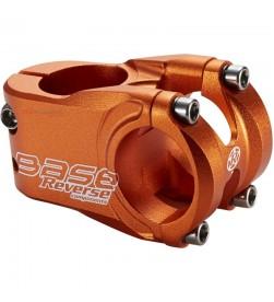 Potencia Base Reverse 31,8 40mm 0º Naranja