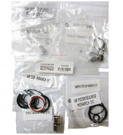 Kit servicio completo Amortiguadores Monarch XX 2012