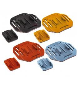 Soporte Adhesivo Universal Rollei Bullet (12 unidades)