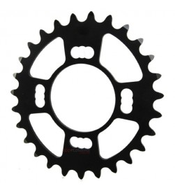 Plato Rotor Q-Ring 25dientes QX2 BCD bcd64x4 Ovalado Doble-plato