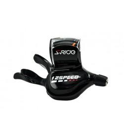 Mando cambio mtb S-Ride SL-M500 negro 12v. compatible Shimano