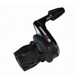Mando cambio Sram X0 Twister Grip Shift Delantero 3v