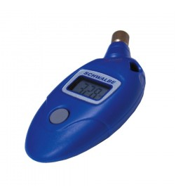 Manometro digital Schwalbe Airmax Pro 6010 11 bar (160 psi) presta/schrader/dunlop