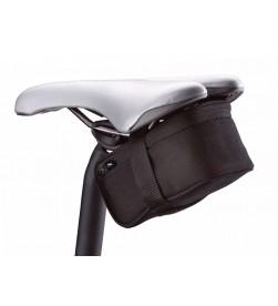 Bolsa portacamara bajo sillin SCICON Elan 580 negra 14x7x7 cms