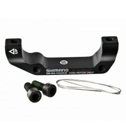 Adaptador Disco Delantero 203mm Standard a Postmount Shimano para Boxxer