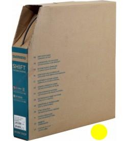 Caja Rollo Funda Cable Cambio Shimano OT-SP41 Amarillo 50m