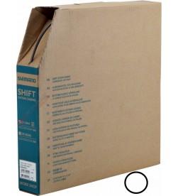 Caja Rollo Funda Cable Cambio Shimano OT-SP41 Blanco 50m