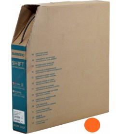 Caja Rollo Funda Cable Cambio Shimano OT-SP41 Naranja 50m