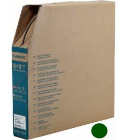 Caja Rollo Funda Cable Cambio Shimano OT-SP41 Verde 50m