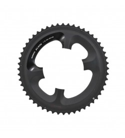 Plato Shimano 105 5800 52dientes (52/36) 2x11v bcd110 4 brazos Negro (compatible FC-6800)